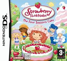 Strawberry Shortcake The Four Seasons Cake  (EUR)