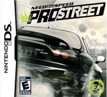 Need For Speed Pro Street (USA)