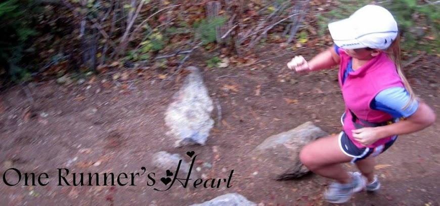 One Runner's Heart