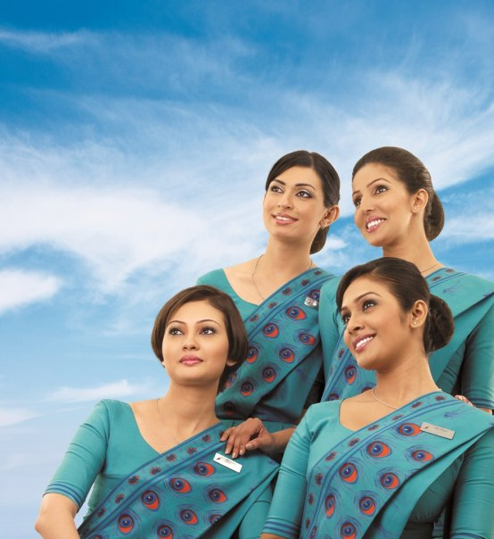SriLankan Airlines promises its passengers, We are changing the way we