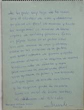 Poesia del Duende Garnica dedicada a Gauna