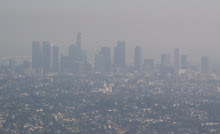 There is Smog in Los Angeles