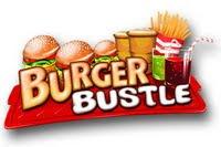 Kedalam permainan memanage sebuah restoran di burger bustle permainan