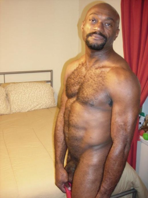 black mature gay