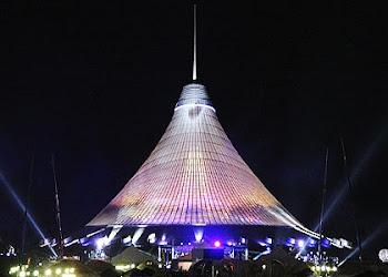 Världens största tält!