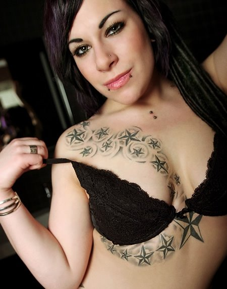 Share your Tattooed breasts picture really. join