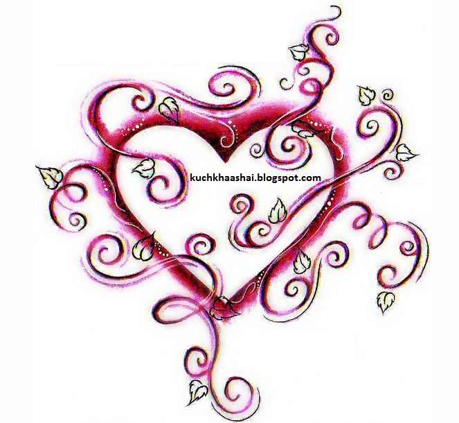 Valentine day tattoos designs 2011 kuch khaas for Valentine s day tattoos