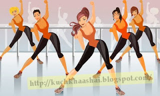 Aerobics - Benefits & Tips - kuchkhaashai.blogspot.com