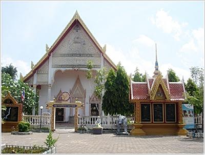 Wat Phra Thong  Or Wat Phra Phut