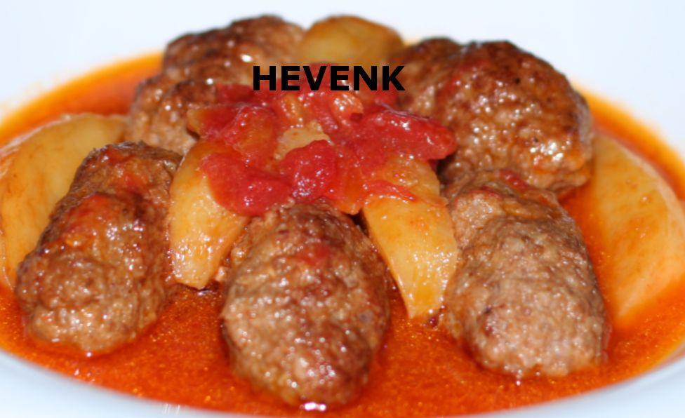 Izmir köfte içindekiler — Görsel Yemek Tarifleri Sitesi ...