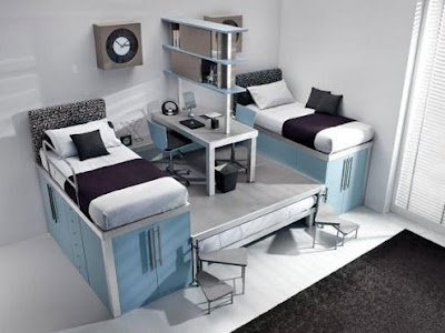 Interior Design For Small Bedroom Spaces