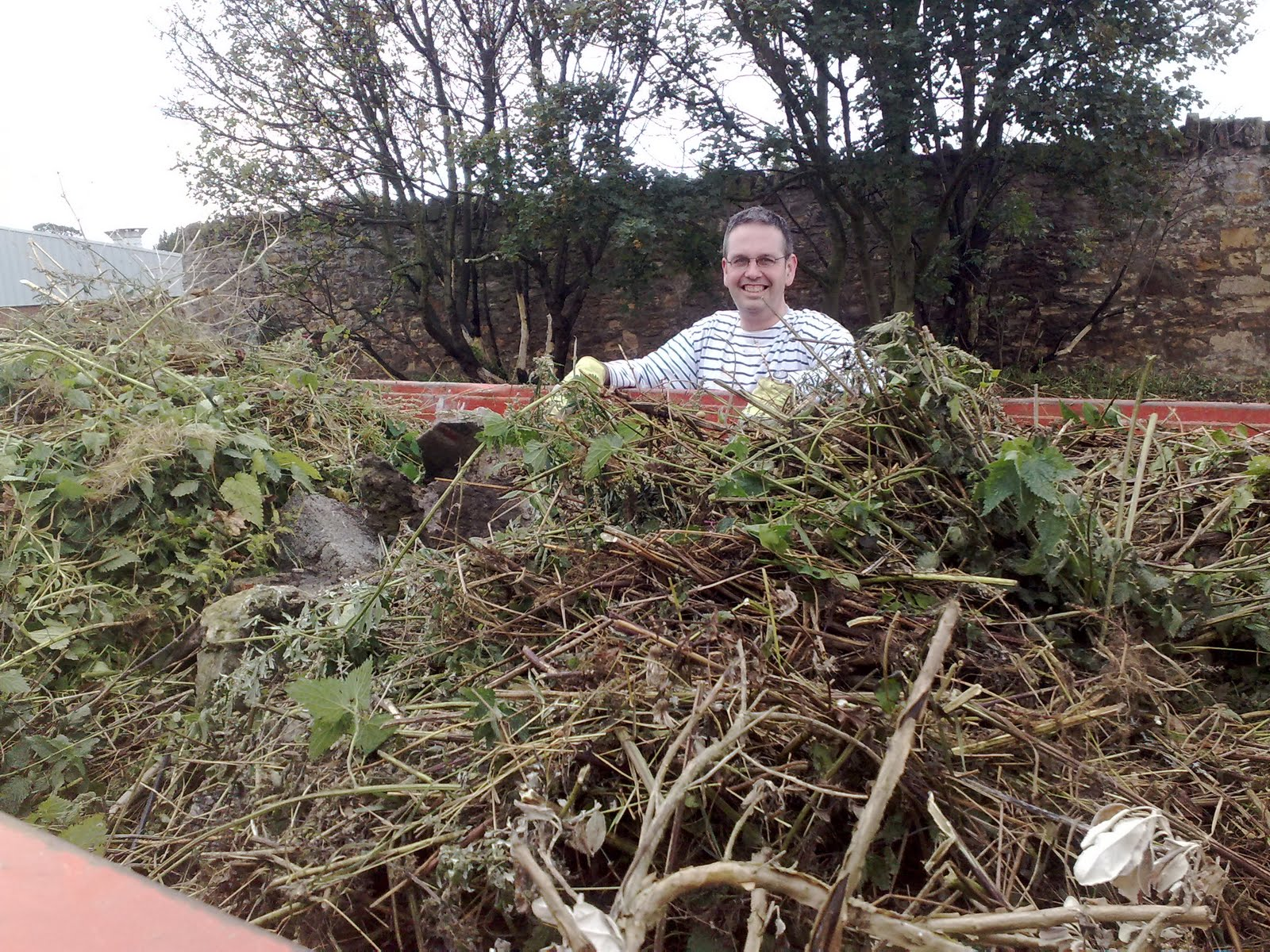 Edinburgh Community Gardening Activists