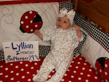 Lyllian:  2 months