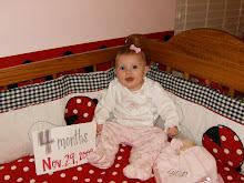 Lyllian:  4 months