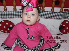 Lyllian:  7 months
