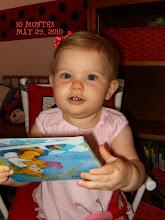 Lyllian: 10 months