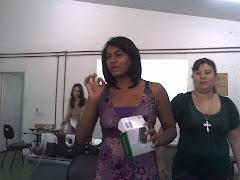 Socialização de atividades no NMP de Taguatinga