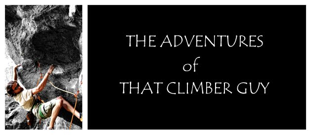 The Adventures of That Climber Guy