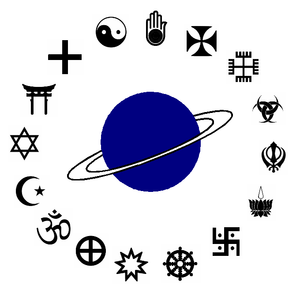 Download this Country Obsesses With Religion Millions Religions Gazillions picture