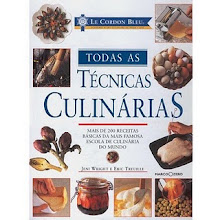 Técnicas Culinárias