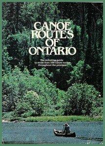 Canoe Routes of Ontario