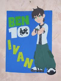 Cartel BEN 10