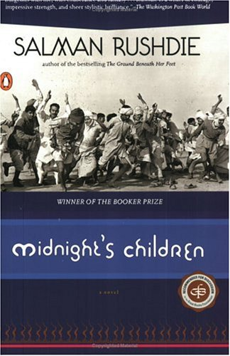 midnights children Maybe, but at its heart, it's as true as could be: midnight's children, a sweeping  portrait of a young indian named saleem and his homeland's.