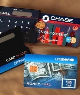 Penipuan Wang Kertas Electronic+Money