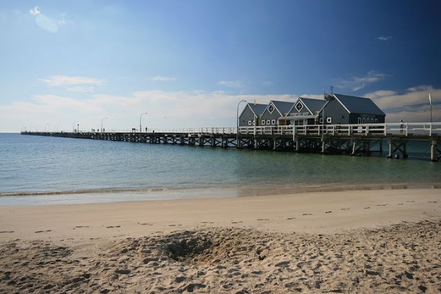 Busselton Jetty, Western Australia - © CKoenig