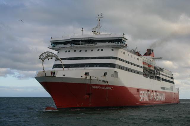 Spirit of Tasmania Ferry, Australia - © CKoenig