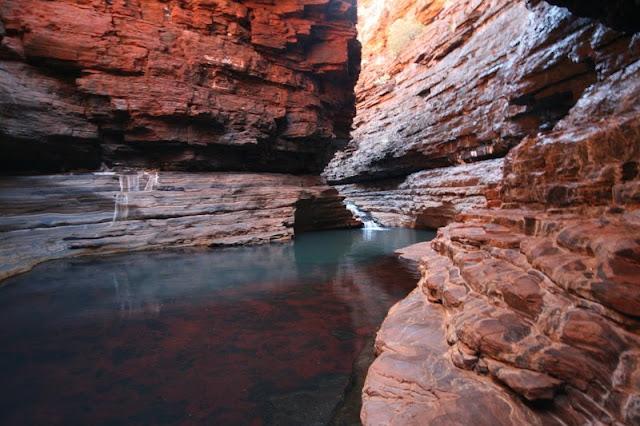 Hancock Gorge, Karijini National Park, Western Australia - © CKoenig