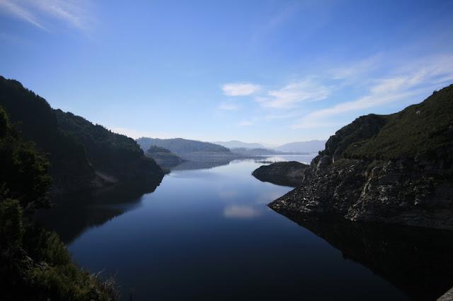 Gordon Dam Tasmania Australia - © CKoenig