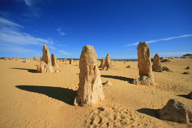 The Pinnacles, Nambung National Park, Cervantes, Western Australia - © CKoenig