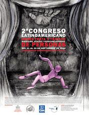 II Congreso Latinoamericano Trata, Género y Derechos Humanos