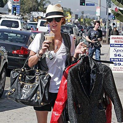 Nicky Hilton Bags