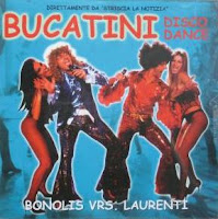 Bonolis vrs. Laurenti - Bucatini Disco Dance