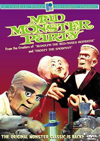 A Festa do Monstro Maluco – Dublado – Filme Online