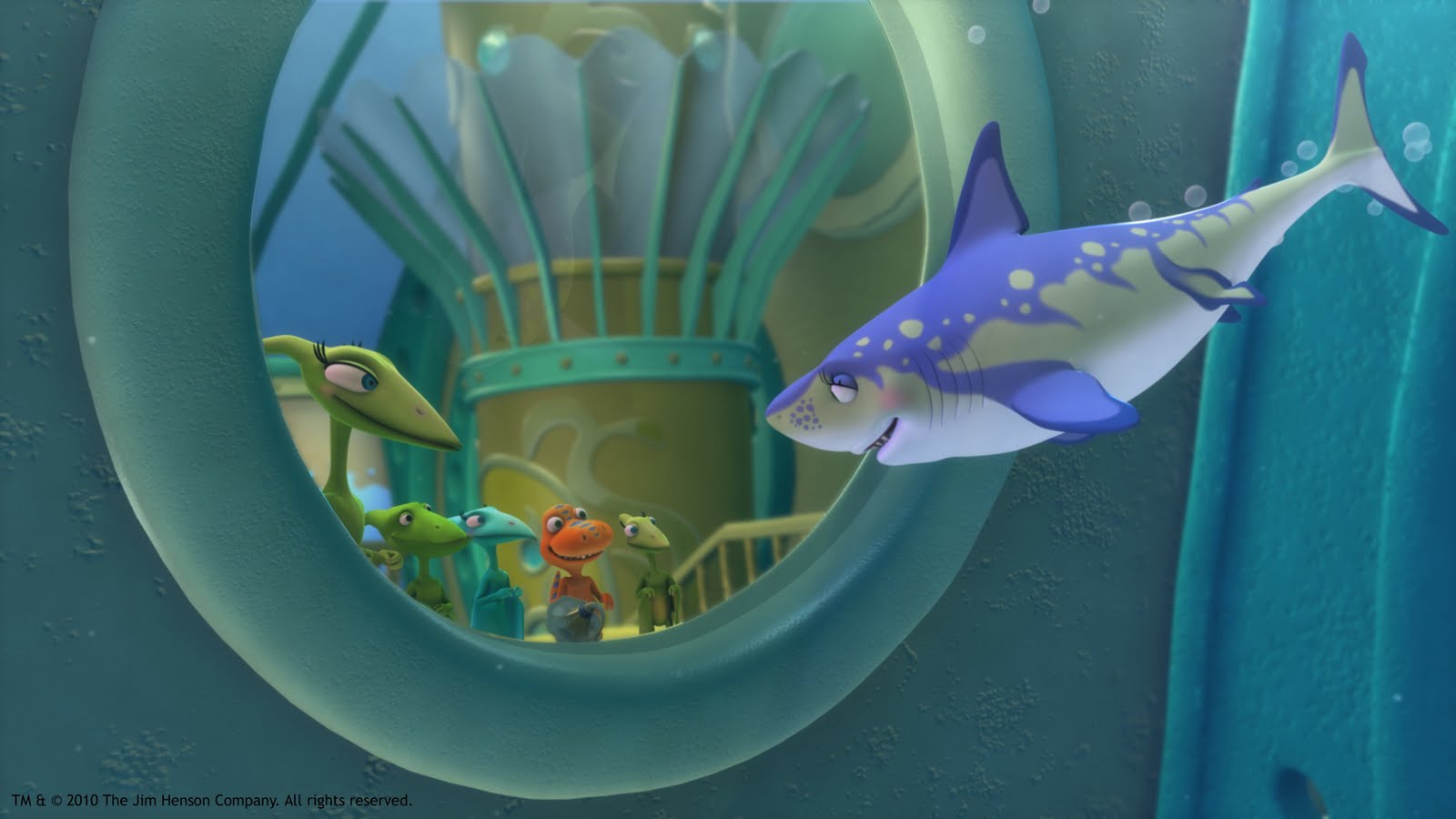 L.A. Story: Giveaway: \'Dinosaur Train Under the Sea\' DVD