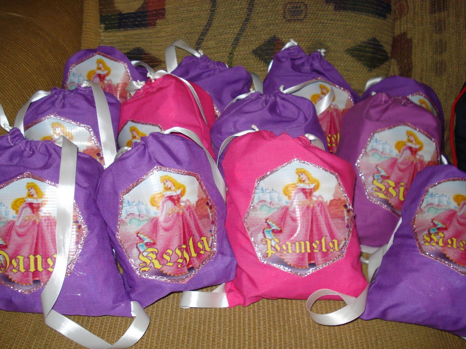 Yireh Creaciones: Fiesta de Princesa Aurora