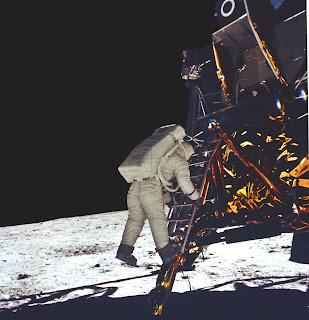 アポロ11号の月面着陸