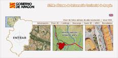 Infraestructura de Datos Espaciales de Aragón