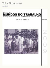 Revista: MUNDOS DO TRABALHO