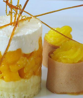 Tartelette: Mango Mango - Taste Of Yellow
