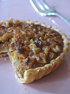 Walnut Honey Tartelettes