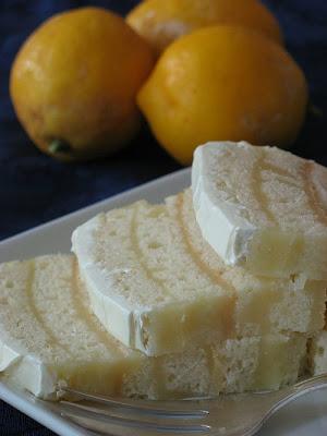 Tartelette: Ricotta Cake With Meyer Lemon Curd