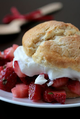 Strawberry Shortcake-Copyright©Tartelette 2008