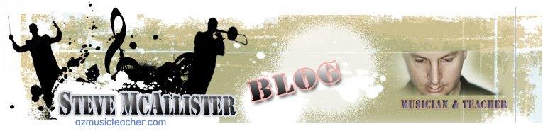Steve McAllister Blog