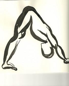 Nina's drawings