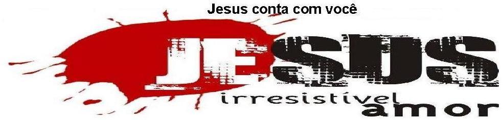JESUS CONTA COM VOCÊ