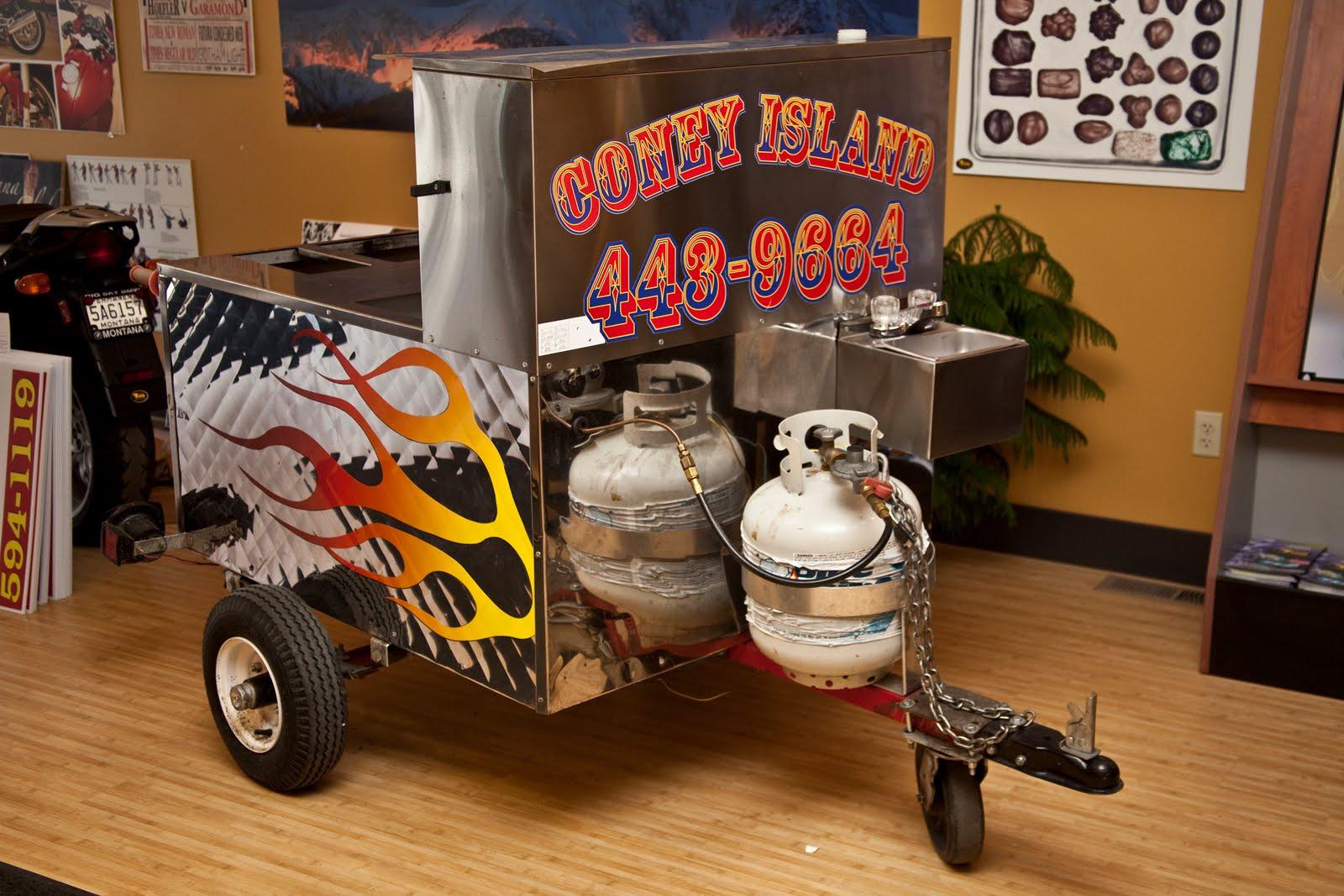 Vehicle Wraps Design Hot Dog
